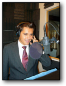 Ricardo Berron - Professional voice-over talent in Spanish