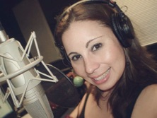 Patty Bayon Professional voiceover talent in Spanish